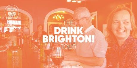 Drink Brighton tickets