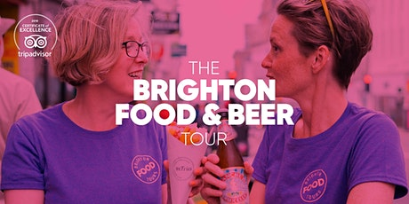 The Brighton Food & Beer Tour tickets