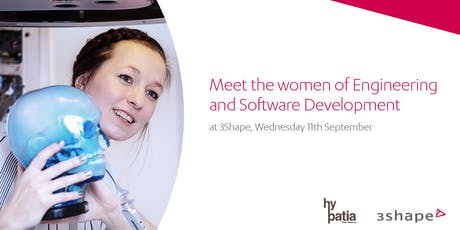 Meet the women of Engineering and Software Development at 3Shape tickets
