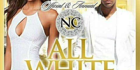 The Annual & Official NC All White Affair 2019 tickets