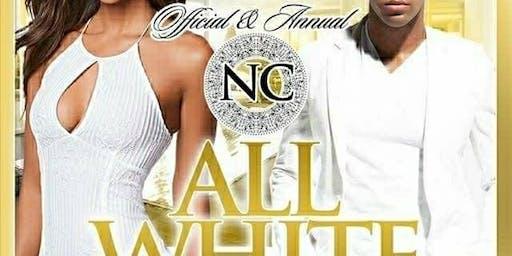 The Annual & Official NC All White Affair 2019