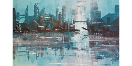 Paint and Sip Night (Cityscape) tickets