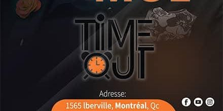 Time out - Meschac Moe