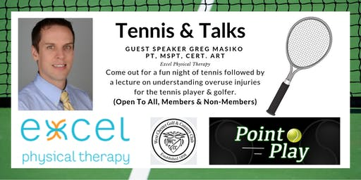 Tennis & Talks