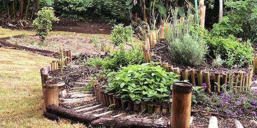 Curso de Agrofloresta - Jardins Comestíveis - Ecovila Clareando