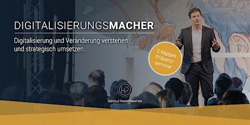 Digitalisierungsmacher | 2-tägiger Workshop zur digitalen Transformation