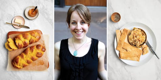 Master Class: Challah and The Jewish Cookbook with Leah Koenig