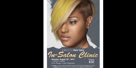 Inflúance Hair Care In Salon Clinic tickets