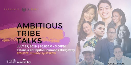AMBITIOUS TRIBE TALKS CONFERENCE