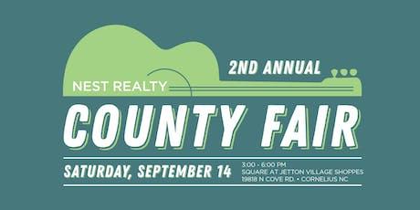 Nest Realty County Fair - Client & Vendor Appreciation Party tickets