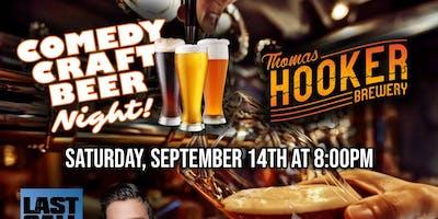Hooker Comedy Night