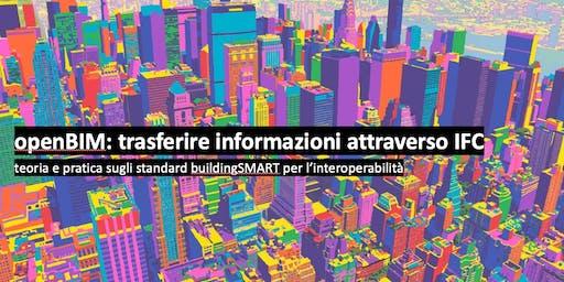 openBIM : trasferire informazioni via IFC