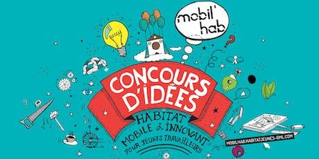 SPRINT CRÉATIF : MOBIL'HAB, CO-HABITONS ! billets