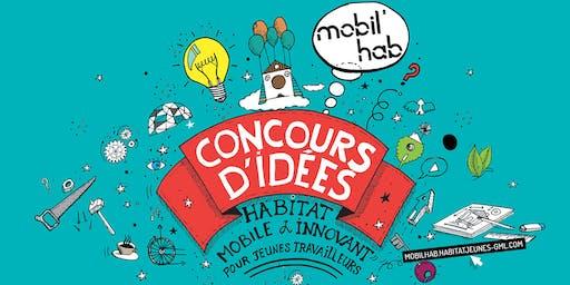 SPRINT CRÉATIF : MOBIL'HAB, CO-HABITONS !