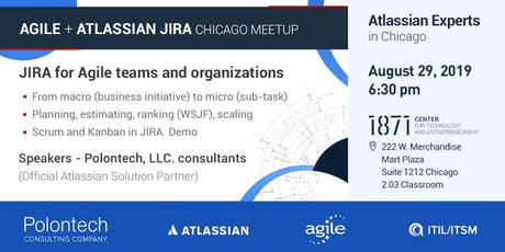 Agile for teams (Scrum, Kanban) and organizations (SAFe) + JIRA tickets