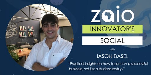 Innovators Social hosted by Zaio