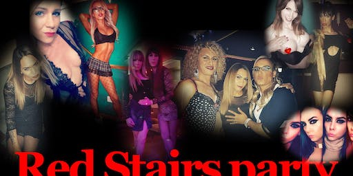 Red Stairs party 10 AUG 2019