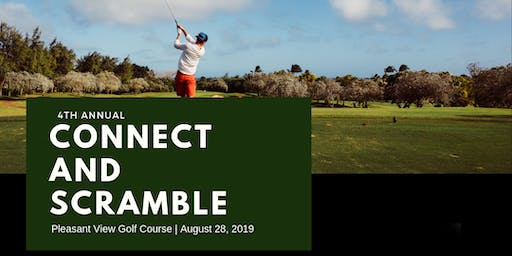 4th Annual Scramble and Connect Charity Golf Outing