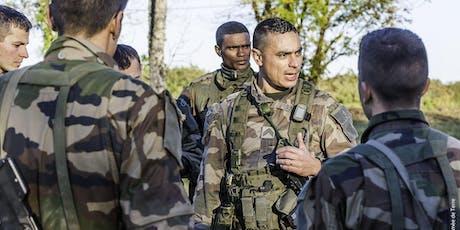 9 octobre - Les enjeux de la communication du commandement des forces terrestres billets