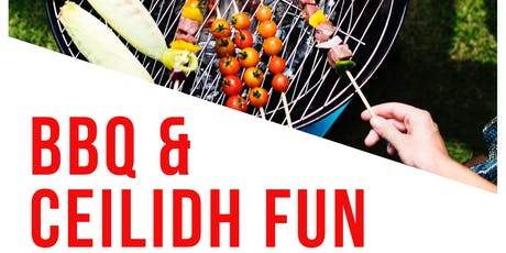 BBQ AND CEILIDH FUN tickets