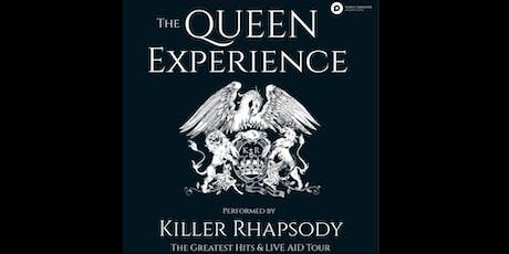 The Queen Experience - Performed by Killer Rhapsody tickets