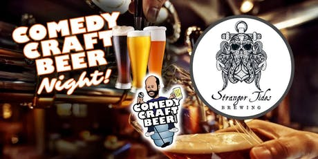 Stranger Tides Comedy Night tickets