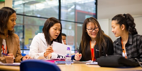 Adults and Part-time Courses: Open Event and Enrolment tickets