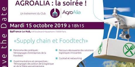 AGROALIA : La Soirée ! tickets