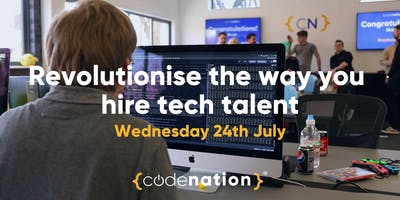 Revolutionise The Way You Hire Talent - Code Nation Apprenticeship Schemes
