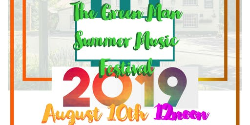 Green Man Summer Music Festival 2019