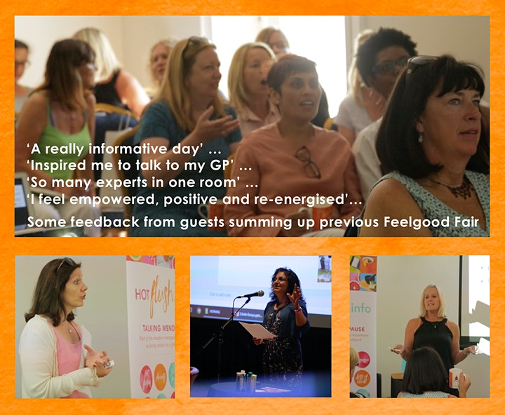 Manchester's First Menopause Event - PositivePause Feelgood Fair image