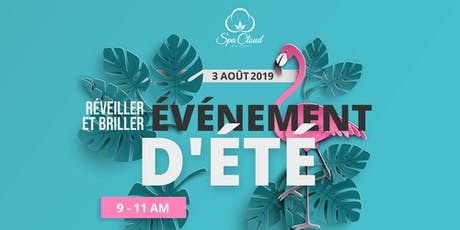 Wake Up & Glow/ Réveiller et Briller tickets