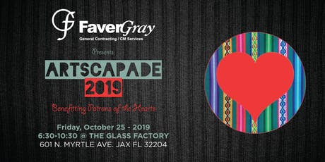 Artscapade 2019 - 15th Annual Anniversary  tickets