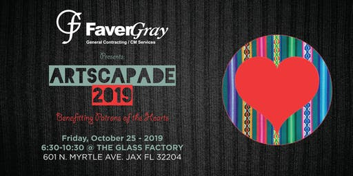 Artscapade 2019 - 15th Annual Anniversary