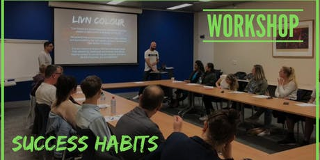 Workshop: Success Habits tickets