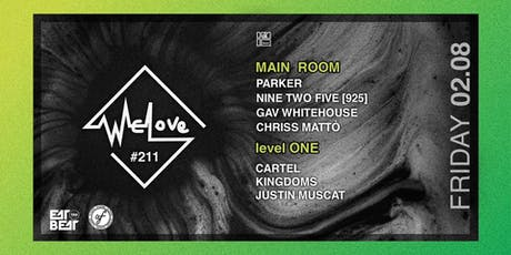 WeLove #211 // Eat The Beat (MEL) tickets