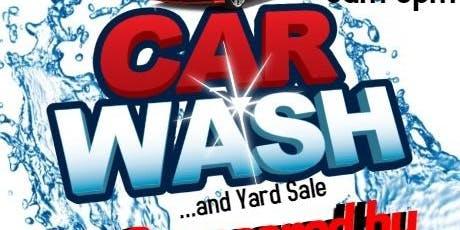 CAR WASH/YARD SALE