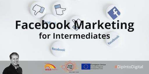 Facebook Marketing for Intermediates - Weymouth - Dorset Growth Hub