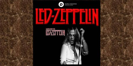 Hats off to Led Zeppelin tickets