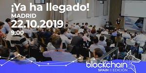 Blockchain Spain II Edición