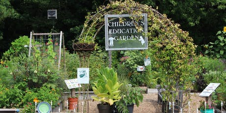 Pollinators and Art from the Children's Garden tickets