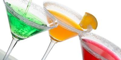 Comedy, Magic & Martinis