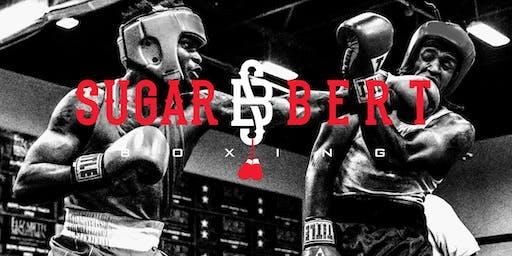 Sugar Bert Boxing Promotions Title Belt National Qualifier - Lafayette, LA October 19-20, 2019