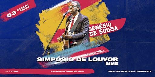Simpósio de Louvor - Pr Genésio de Souza