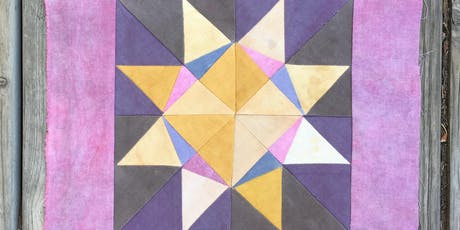 Quilt Block Design Workshop with Waterfowl Park Artist-in-Residence Andrew Wilson tickets