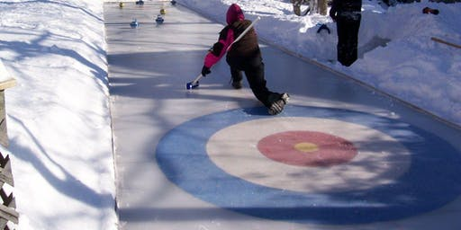 The Olympic Curling Experience hosted by Jersey Pinelands Curling Club