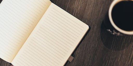 Pen to Print: Creative Writing Workshop with Ian Ayris - Beginners