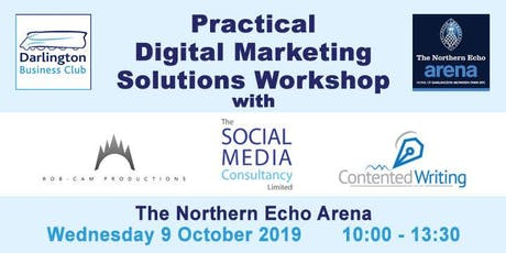 Practical Digital Marketing Solutions tickets