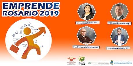 Emprende Rosario 2019 tickets