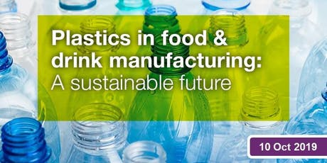 Plastics & Packaging in Food and Drink tickets